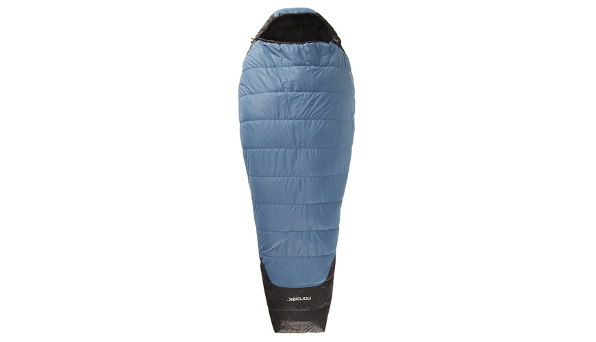 Nordisk Canute +10° Sleeping Bag L real teal/black